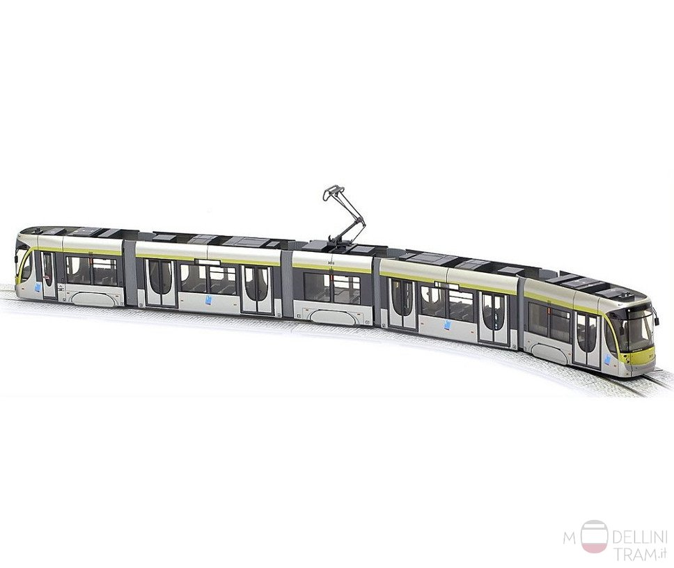 Tram di Bruxelles Bombardier Flexity Outlook